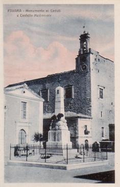 Castello Chiaramonte Favara