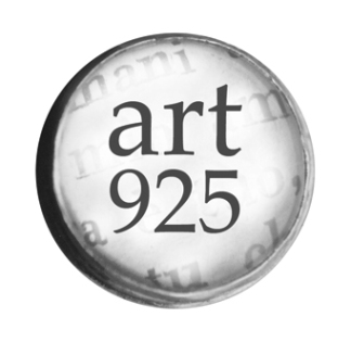 Visit the art925 website to see jewelry + art